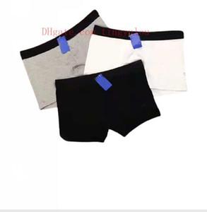 2021 Moda Erkek Boxer Iç Çamaşırı Şort Pamuk CEUCA Boxer Eşcinsel erkek Iç Çamaşırı Yetişkin Boxershorts Yumuşak Erkekler Boksörler Moda Erkek Külot
