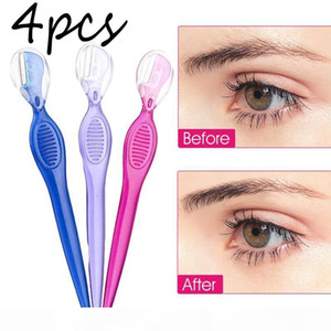 2020 fashion new mini eyebrow trimmer eyebrow razor facial razor trimmer facial razor makeup tool