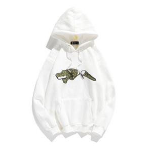 Männer YouT-Paar übergroße Streetwear-Oodies-Herbst männliche Arajuku Korean Sle-Sweats-Sweatshirts Oodie Tie-Farbstoff-Oodie # 3246666