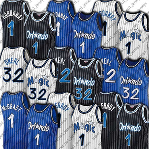 Shaquille 32 ONEAL Jerseys Tracy 1 McGrady Jersey Penny 1 Hada Jerseys Orlando