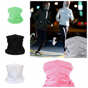 Face Masks Bandanas With PM 2.5 Filter Designer Mask Outdoor Head Scarves Neck Wrap Gaiter Cycling Face Mask Seamless Magic Scarf AHC4063