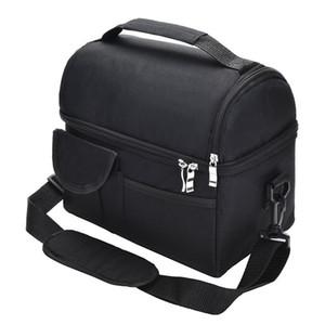Lunch Bag Wiederverwendbare Isolier-Beutel-Frauen-Männer Multifunktionale 8L Kühler und Warmhalten Lunchbox Leakproof Wasserdicht C1116