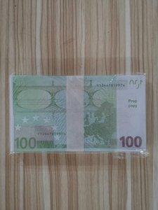 Представления бара деньги трюк праздничные атмосфера детей оптом взрослые игрушечные украшения 22 партийных банкнот 100euro rupporp