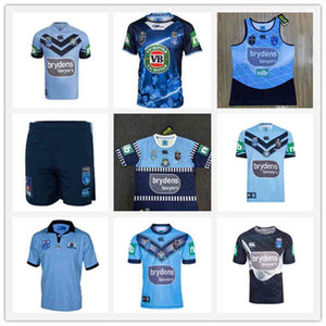 Beste Qualität Welsh Holden NSWRL 2019 2020 NRL National Rugby League NSW Origins Rugby Jersey 19 20 NSWRL Holton Jerseys Shirt