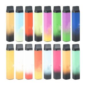 Hyde Edge Dispositivo de vaina desechable 1100mAh Batería 1500 Puffs 6ML Capacidad Vape Vape Pen vs Bar
