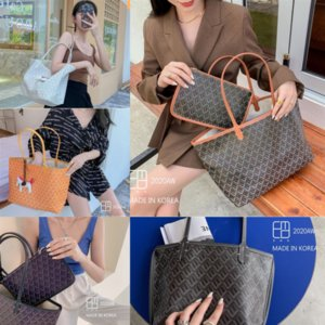 YFUE Korean shopping designer emo upgraded dogtooth basket mummy bag Graffiti luxury shopping bag large capacity fashion Korean