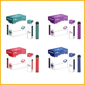 Kangvape Disposable Vape Pen Pods Starter Kits 1100mAh Battey 6.2ml disposable Pen Packaging E-Cigarettes Stick Kits