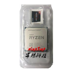 AMD Ryzen 5 3600XT R5 3600XT 3.8 GHz Six-Core Twelve-Thread CPU Processor L3=32M 100-000000281 Socket AM4 New but without cooler