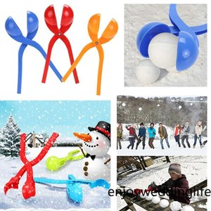 Winter Snowball Maker Sand Mold Tool Kids Toy Lightweight Compact Snowball Fight Sports Outdoor Christmas Games for Children