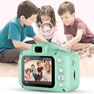 Xiaomi Youpin X2 Children Mini Camera Kids Educational Toys for Baby Gifts Birthday Gift Digital Camera 1080P Projection Video Camera Shooti