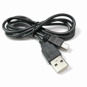 1M Mini USB Charger Charging Cable Cord Wire for Sony PlayStation 3 PS3 Controller