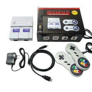 HDMI Out TV Video Super Mini SN-02 821 Game Console Handheld Consoles Childhood For HD NES SFC Retro Games Christmas Xmas Gift