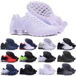 Shox 809 803 R4 2019 Yeni 809 Men Hava Drop Shipping Toptan Ünlü Atletik Spor ayakkabılar Eğitmenler Spor Casual Ayakkabı 36-46 G52 OZ NZ Mens TESLİM sunun
