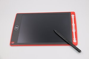 New 8.5 inch LCD Writing Tablet Drawing Board Paperless Digital Notepad Rewritten Pad for Draw Note Memo Remind Message