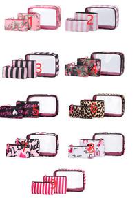 Moda Marka 3 1 Kozmetik Çantası Çok Fonksiyonlu Büyük Kapasiteli Makyaj Çanta Taşınabilir Kadınlar Için Taşınabilir Seyahat Çantaları Drop Shipping