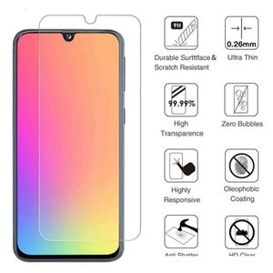 Protector HD Clear Tempered For Screen san star Galaxy A10 A10S A11 A01 A20 A21 A30 A50 A70 A71 M10 M11 Protective Glass