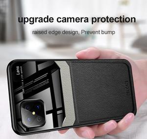Protection A72 pour le cuir A8 A9 A9 A9 A11X Soft Plus A52 OPPO A92S A9X Eye A53 R9S Résistance R9 R11 R17 2020 R11S A91 R15 Couvercle Dro Jllge
