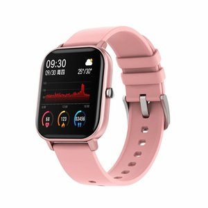 P8 smart watch 1.4 inch Full Touch Fitness Tracker reloj inteligente Blood Pressure Smart Clock Women GTS Smartwatch for All Compatible