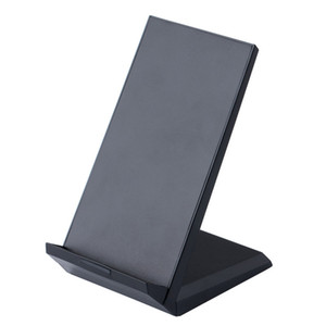 20W Qi Wireless Folding Vertical 5A Fast Charger High Power Docking Stand for all Cell Phones
