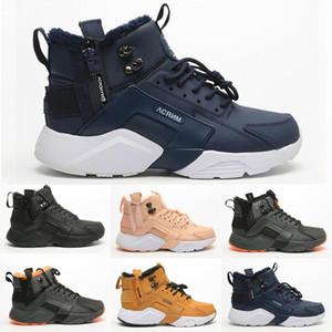 2020 New Huarache 6 Running Shoes Huraches Breathe Trainers Ultra for Women Men High Ankle Outdoors Shoes Huaraches