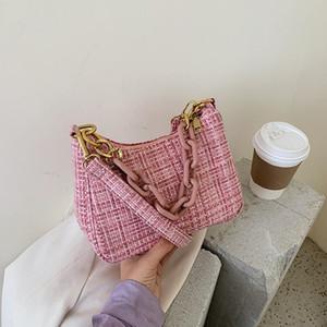 Vintage Bags For Women 2019 2020 Spring Style Small Shoulder Purse Luxury Handbags Women Bags Designer Female Bags