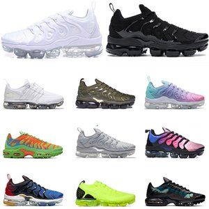 2021 tn plus womens mens running shoes moc triple white black Worldwide Hyper Viole Speed Red Cool Grey Sport Sneakers Trainers Size 13
