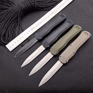 butterfly 3400 CPM S30V Steel double action Hunting Pocket Knife Survival Knife Xmas gift automatic knives a3072
