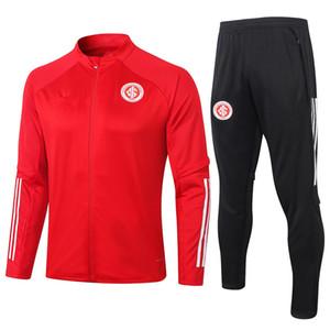 20 21 Firmino Football Jersey 2020 2021 Coutinho 20 21 Jacket pour hommes Sportswear Set Taille S-XXL