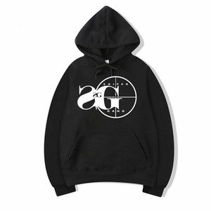 Vsenfo Sniper-Bande mit Kapuze Sweatshirt Kodak Black Rap Hip Hop Unisex Hoodie Coole Version Straße Pullover Hoodies Männer Frauen C1118