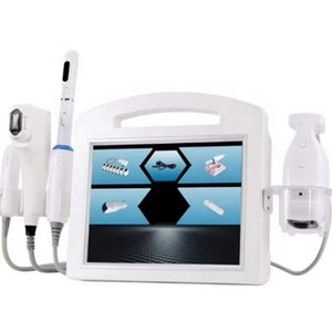 Multifunctional HIFU Face Skin Lifiting 4D High Focused Ultrasound Professional in Face Lift   Body Slimming Beauty Machine
