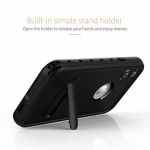 360 Герметичный IP68 Водонепроницаемый чехол для iPhone XS MAX XR Чехол с ландремным подводным дайвингом Мягкая TPU Крышка для iPhone XS XS