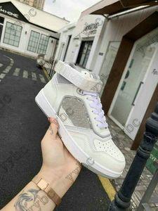 رجالي ارتفاع منخفض الأعلى B27 مصمم أحذية رياضية المرأة المائل عداء المدربين الجلود الدانتيل متابعة الأحذية