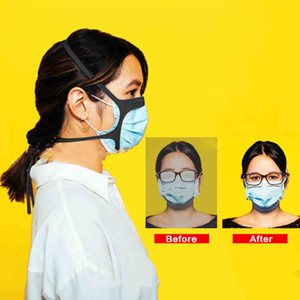 Fitting Mask Silicone Prevent Fogging Silicone Mask Strap Anti-fog Suitable for Wearing Glasses Mask Anti-fog Rope XD24251