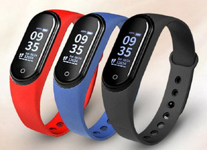 Intelligent motion recording Bracelet New compact portable heart rate Bracelet Color screen design Available in a variety of colors