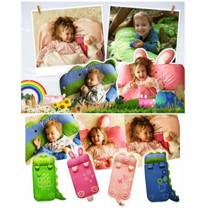 Children's sleeping bag-soft and warm children sleeping bag comfortable suitable for boys and girls travel, camping bag Blanket