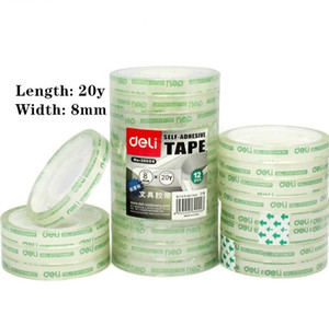 8mm Transparent Tape DIY Schreibwarenband Business Tape Student Special Tool School Office 2016
