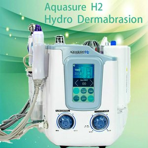 Factory Price hydro water dermabrasion skin cleaning bubble hydro facial wrinkle removal spray gun face lifting salon machine