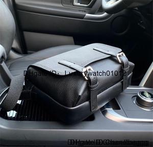 Quality Leather High Fashion Plain Designer Luxury Shoulder Bag Men Cross Body