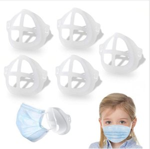 3D Mask Bracket for Adult Child Lipstick Protection Stand Mask Inner Support For Breathe Freely Face Masks Holder Tool Accessories AHB3486
