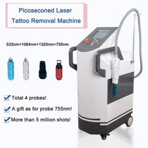 Pico Laser Vertical Q Switch ND Yag Suppression du laser Tatouage Supprimer Picosecond Machine Corea Pico Q-Switch PicoSeconed Equipment Equipment