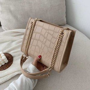 Designer-2020 New Fashion Winter Large Shoulder Bag Women Travel Bags Leather PU Quailty Bag Female Luxury Handbags Women Bags Designer