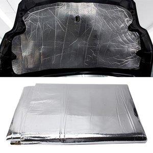Капюшон для автомобиля шумоизоляция хлопчатобумажной жара водонепроницаемый самоклеящийся автомобиль теплоизоляционная теплоизоляция хлопок размер 1 м х 14 м х 5 мм