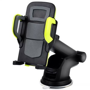 2020 Car Cell Phone Holder Mount Stand Support Dashboard Windshield Car With Flexible Arm Universal For Iphone Samsung Galaxy