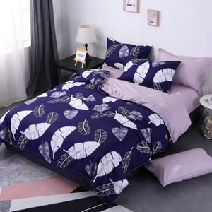 Designer Bed Comforters Sets High-end design fadeless Bedding Suit Quilt Cover Sheet Pillow case Beding Sets New Soft and comfortable