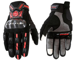 Outdoor riding equipment off-road road bike protective gloves motorcycle racing gloves wear-resistant, wind-proof and warm full-finger glove