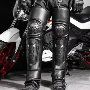 2021 New Styles Motorcycle Racing Motocross Knee Guards Protective Gear Protective Gear Knee Pads Warm