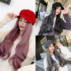 96vm Fashion Brim Sports For Cap Beanie Hat Fashion Hot Donne Stingy Secchio Cappelli Donna Street Hats Top Quality