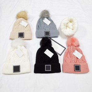 2021 newest Classic Mens Ladies Womens Slouch Beanie Knitted Oversize Beanie Skull Hat Caps Kintted Cap Solid Beanie Caps 5 Colors