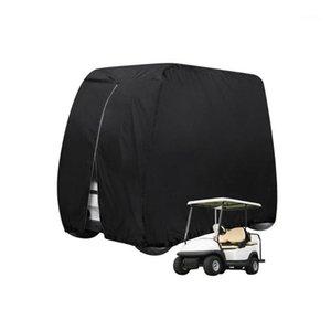 للسلة EZ GO Club Car 4 غطاء مقاوم للماء الركاب 12 × 48 × 66 بوصة 1