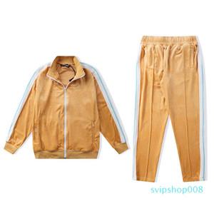 20ss women designer tracksuit Sweatshirts Suits men women track sweat suit coats palm man jackets coat hoodie sweatshirt Sportswear
